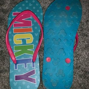 Disney Shoes - Disney flip-flops